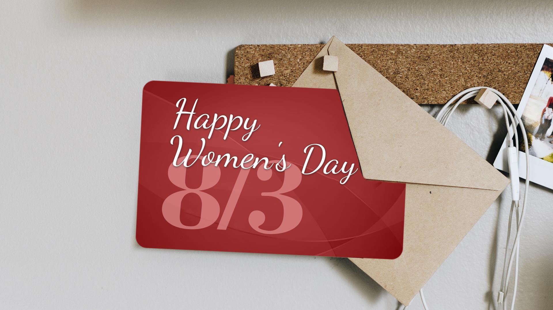 International Women's Day Sales Tips